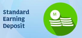 Standard Earning Deposit