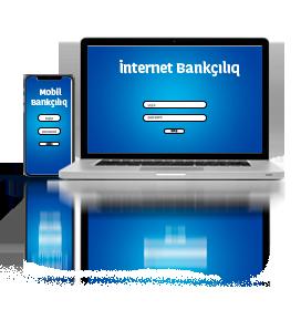 İnternet və Mobil Bankçılıq <br/> ilə İşləriniz Gecikməsin!